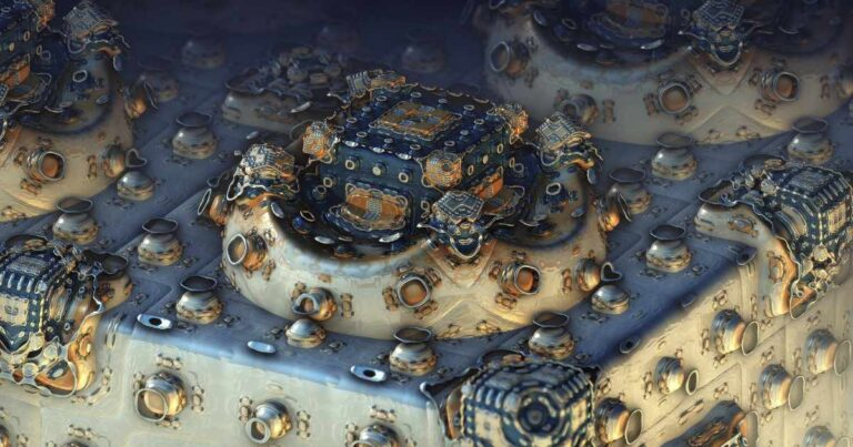 Mandelbulb will blow your mind!